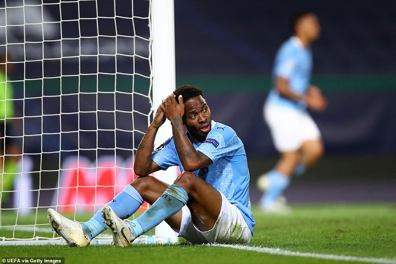 Siêu dự bị ghi 2 bàn, Lyon loại Man City khỏi Champions League - ảnh 6