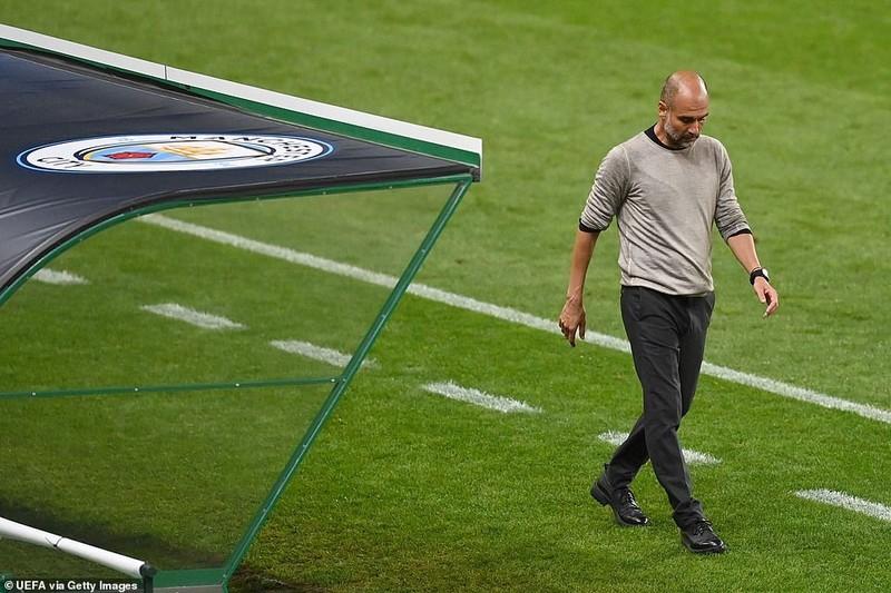 Siêu dự bị ghi 2 bàn, Lyon loại Man City khỏi Champions League - ảnh 9