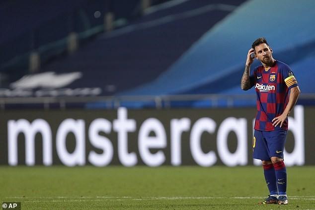 Messi tuyên bố muốn rời Barcelona ngay lập tức - ảnh 1