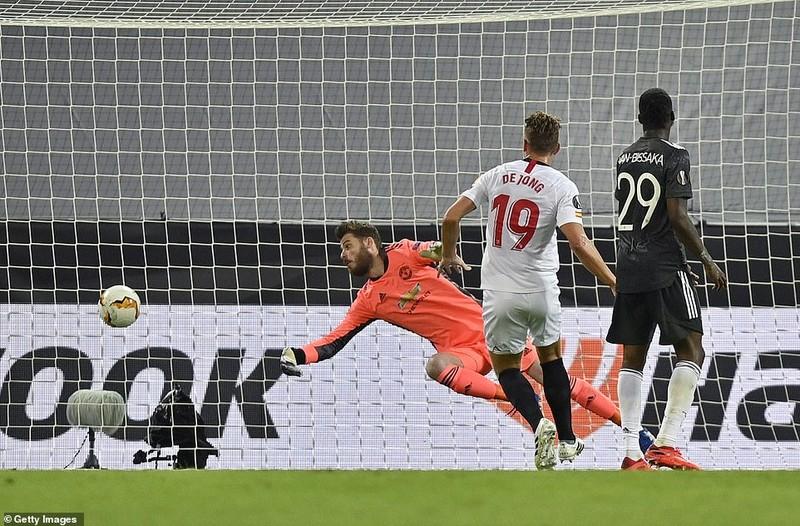 Thua đau Sevilla, MU 3 lần liền dừng bước ở bán kết đấu Cúp - ảnh 5