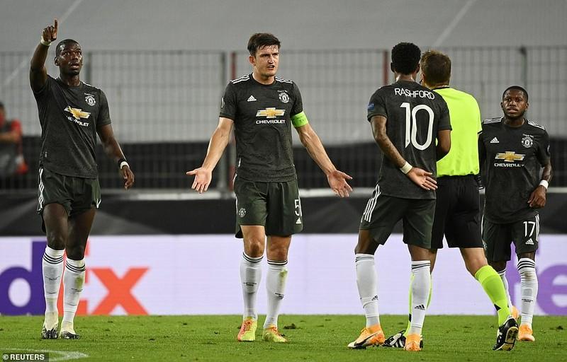 Thua đau Sevilla, MU 3 lần liền dừng bước ở bán kết đấu Cúp - ảnh 6