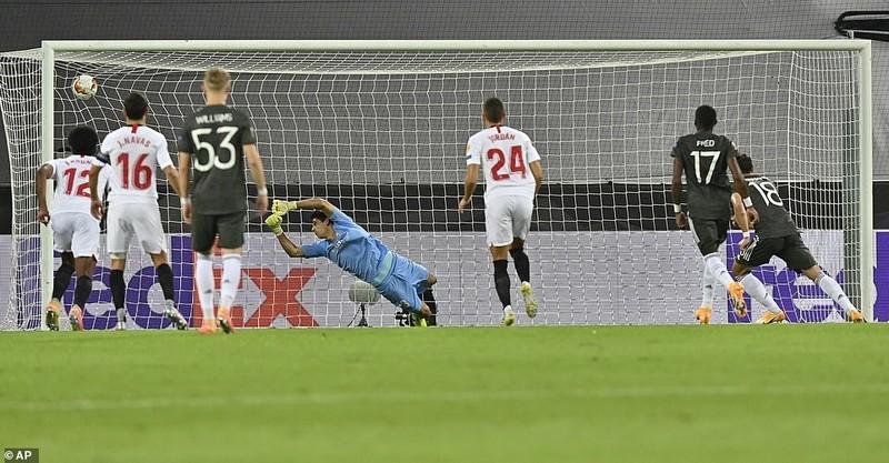 Thua đau Sevilla, MU 3 lần liền dừng bước ở bán kết đấu Cúp - ảnh 2