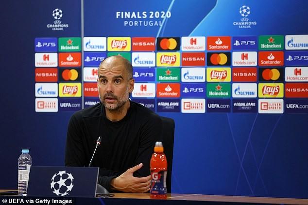 Man City ra quyết định về tương lai của HLV Pep Guardiola - ảnh 1