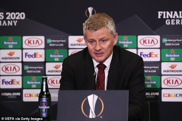 HLV Solskjaer nói gì sau khi MU bị loại khỏi Europa League? - ảnh 1