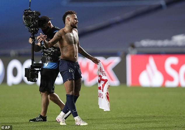 Neymar nguy cơ bị cách ly, cấm dự chung kết Champions League - ảnh 3