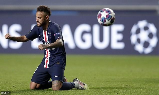 Neymar nguy cơ bị cách ly, cấm dự chung kết Champions League - ảnh 1