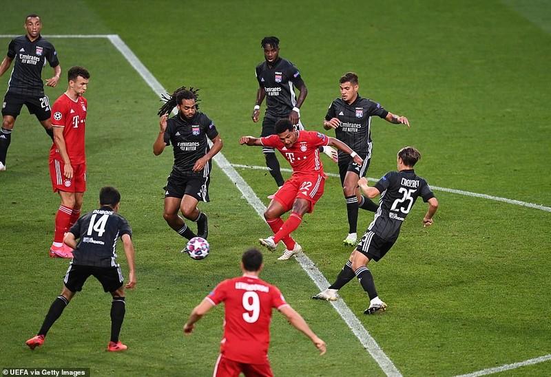 Hạ Lyon, Bayern Munich vào chung kết Champions League gặp PSG - ảnh 2