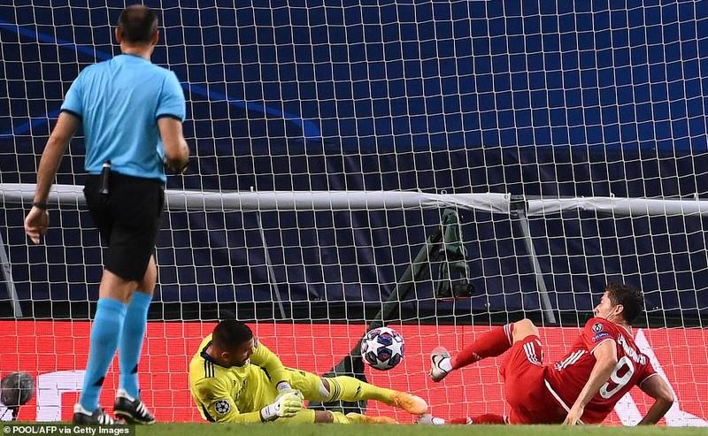 Hạ Lyon, Bayern Munich vào chung kết Champions League gặp PSG - ảnh 4