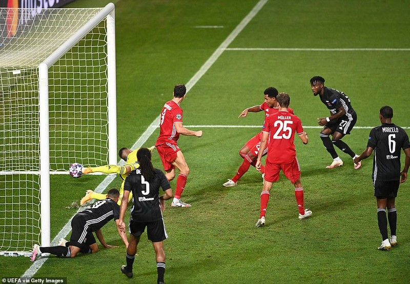 Hạ Lyon, Bayern Munich vào chung kết Champions League gặp PSG - ảnh 5