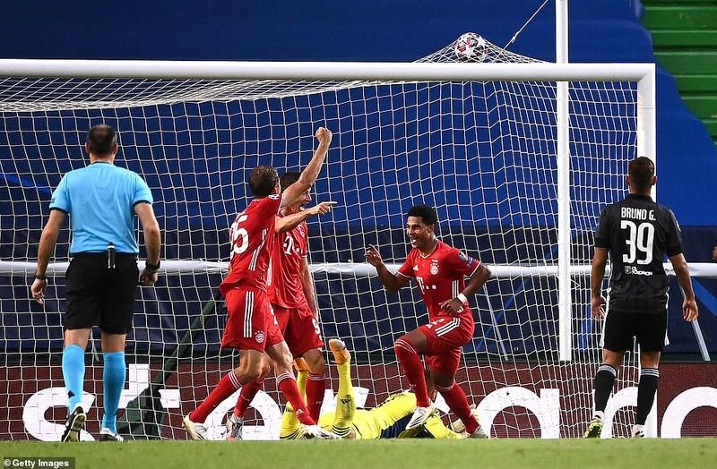 Hạ Lyon, Bayern Munich vào chung kết Champions League gặp PSG - ảnh 9