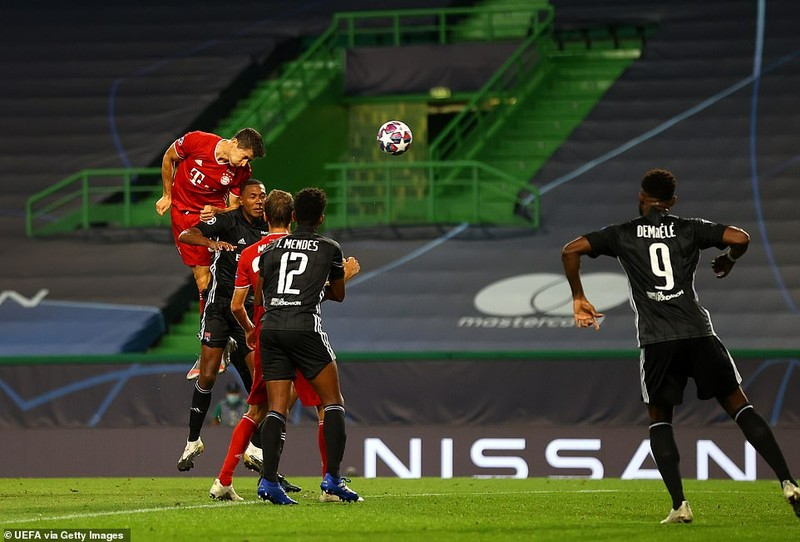 Hạ Lyon, Bayern Munich vào chung kết Champions League gặp PSG - ảnh 7