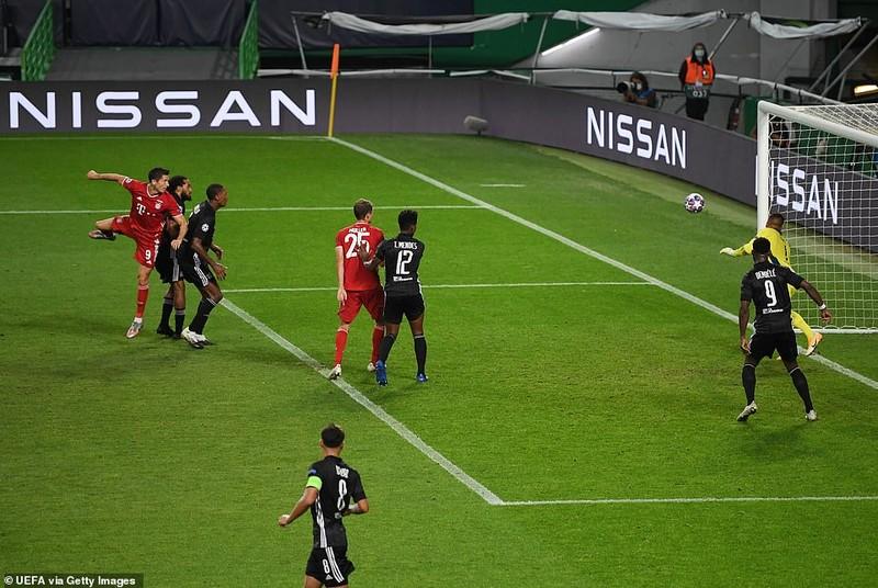Hạ Lyon, Bayern Munich vào chung kết Champions League gặp PSG - ảnh 8