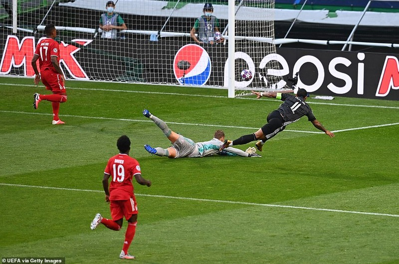 Hạ Lyon, Bayern Munich vào chung kết Champions League gặp PSG - ảnh 1