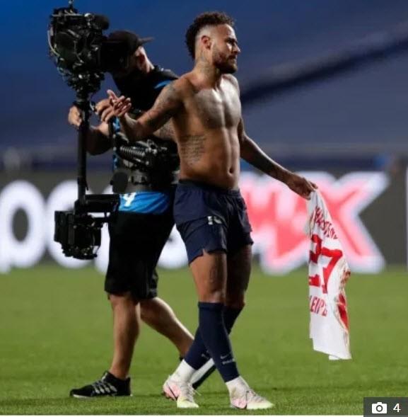 UEFA chính thức ra phán quyết với Neymar - ảnh 1