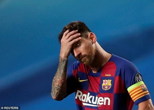 Messi tuyên bố lí do muốn chia tay Barcelona - ảnh 3