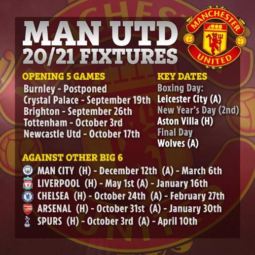 MU đối mặt với lịch thi đấu khắc nghiệt tại Premier League - ảnh 3