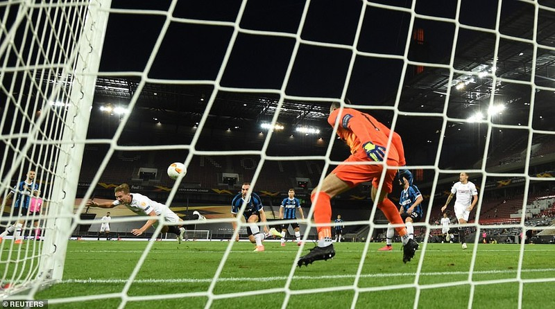 Lukaku hóa tội đồ, Sevilla vô địch Europa League lần thứ 6 - ảnh 3