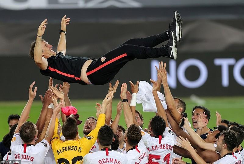 Lukaku hóa tội đồ, Sevilla vô địch Europa League lần thứ 6 - ảnh 12