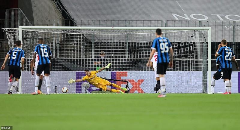 Lukaku hóa tội đồ, Sevilla vô địch Europa League lần thứ 6 - ảnh 2