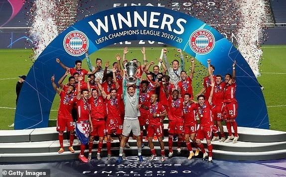 Bayern Munich vô địch Champions League nhờ người cũ của PSG - ảnh 9