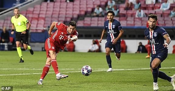 Bayern Munich vô địch Champions League nhờ người cũ của PSG - ảnh 4