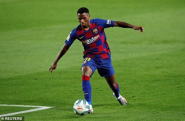 MU chi 153 triệu bảng Anh mua thần đồng của Barcelona - ảnh 2
