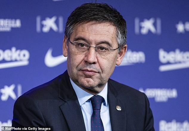 Barcelona rơi vào cảnh hỗn loạn, chủ tịch Bartomeu bị điều tra - ảnh 2