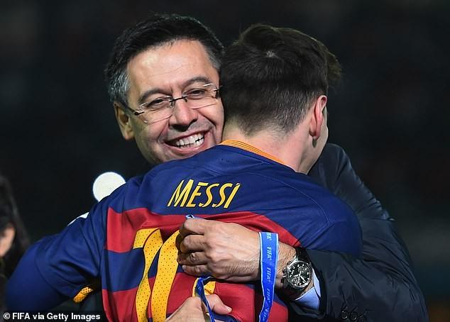Barcelona rơi vào cảnh hỗn loạn, chủ tịch Bartomeu bị điều tra - ảnh 3
