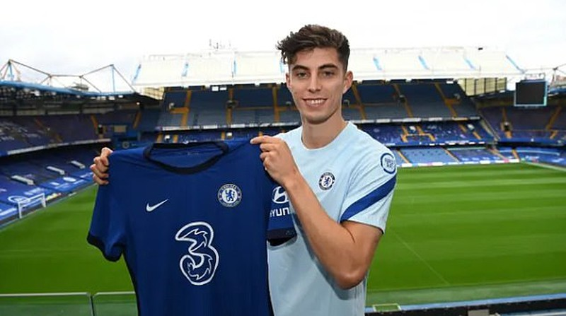 Chelsea công bố bản hợp đồng kỷ lục lịch sử bóng đá Anh - ảnh 3