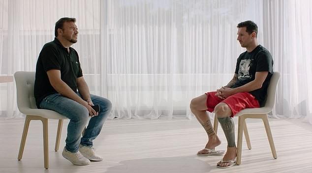 Messi đã nói gì trong tuyên bố chính thức ở lại Barcelona? - ảnh 1