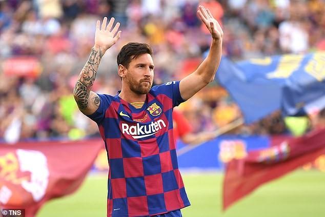 Messi đã nói gì trong tuyên bố chính thức ở lại Barcelona? - ảnh 2
