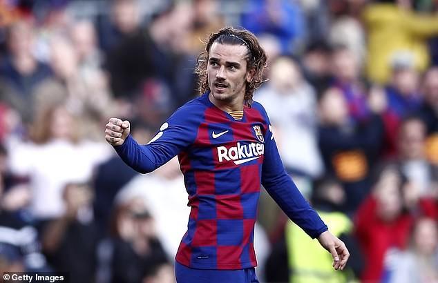 Griezmann bất ổn sau tương lai bất định ở Barcelona vì Messi - ảnh 1
