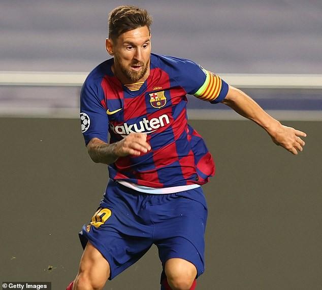 Griezmann bất ổn sau tương lai bất định ở Barcelona vì Messi - ảnh 2