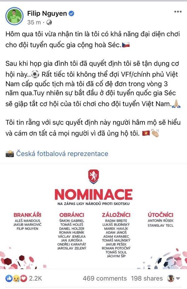 Không được ra sân, Filip Nguyen 'sáng cửa' lên tuyển Việt Nam - ảnh 2
