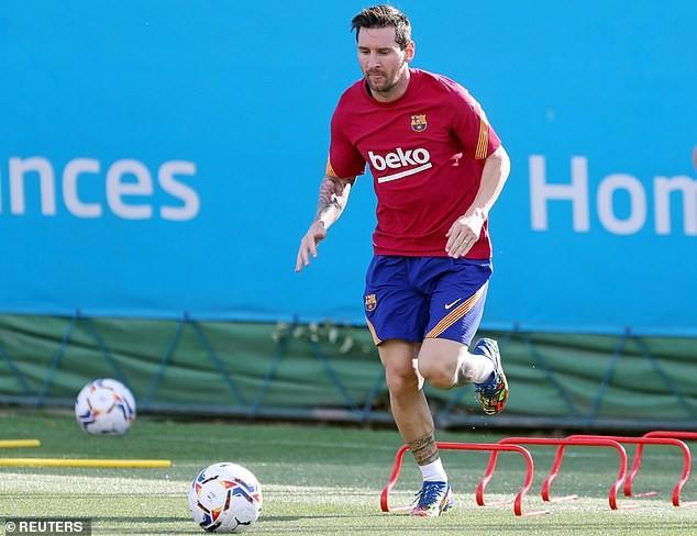 Messi sẽ mất băng đội trưởng Barcelona - ảnh 1