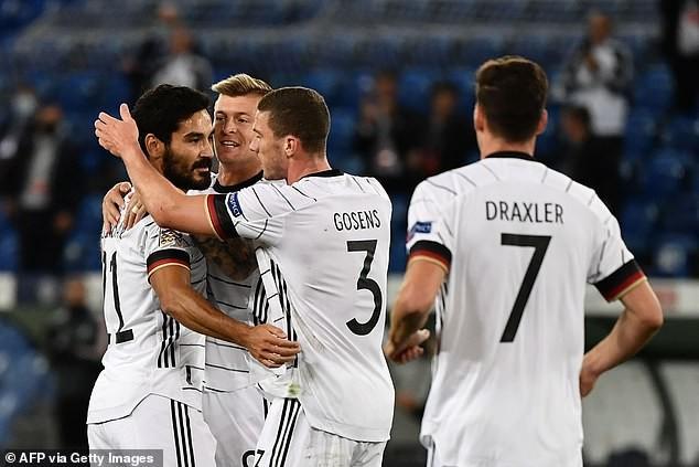 Thống kê gây sốc của đội tuyển Đức ở Nations League - ảnh 1