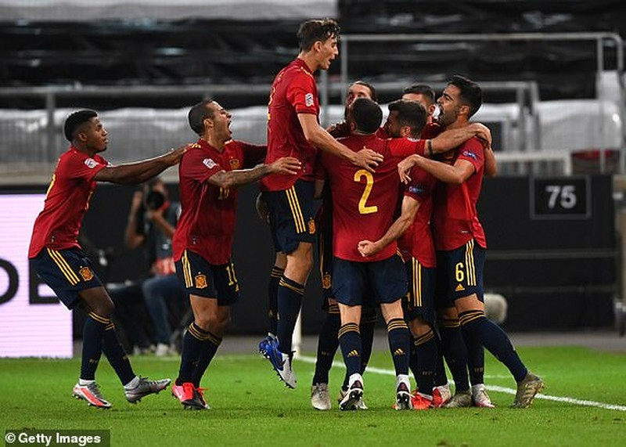 Thống kê gây sốc của đội tuyển Đức ở Nations League - ảnh 2