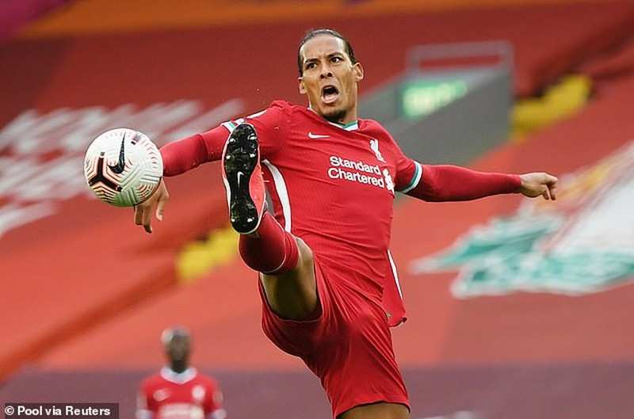 Huyền thoại Liverpool chỉ trích Van Dijk quá kiêu ngạo - ảnh 2