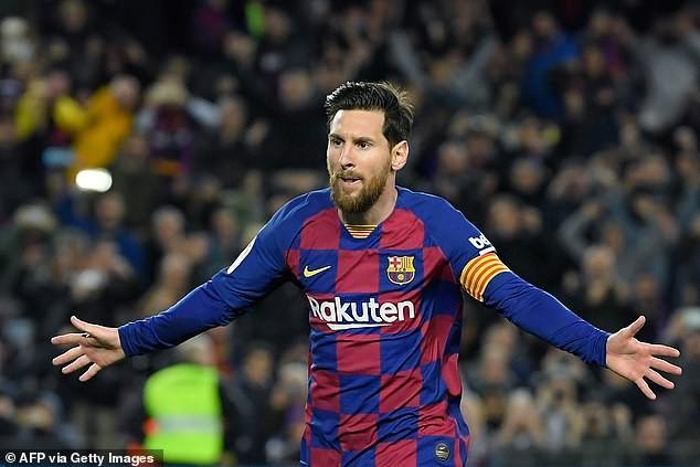 Bắt kịp Ronaldo, Messi đạt cột mốc không tưởng trong sự nghiệp - ảnh 1