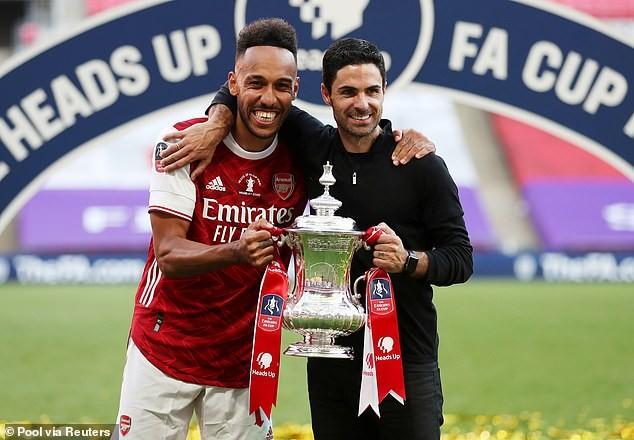 'Tôi muốn trở thành huyền thoại của Arsenal' - ảnh 2