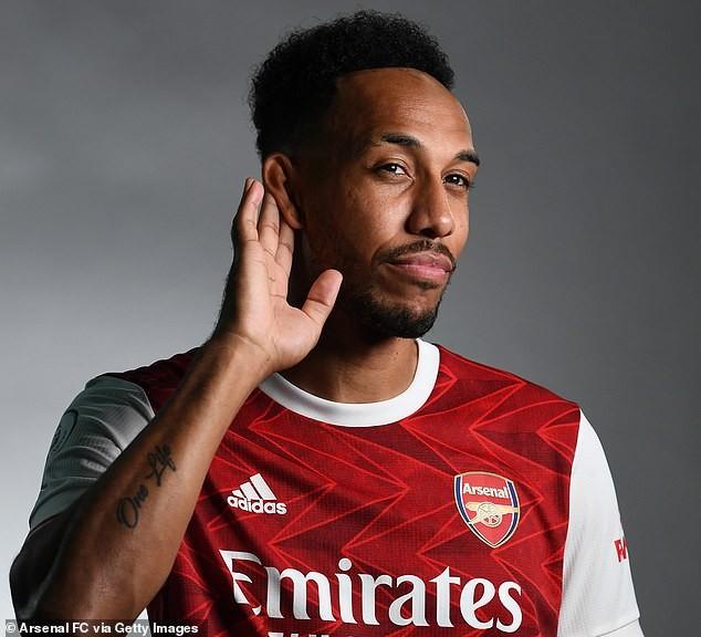 'Tôi muốn trở thành huyền thoại của Arsenal' - ảnh 1