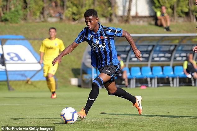 Bỏ Sancho, MU ưu tiên mua cầu thủ mới đá 30 phút ở Serie A - ảnh 2