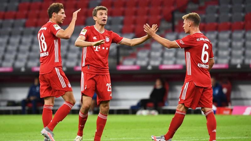 Bayern Munich đá 8 cầu thủ Đức, thắng 8 sao mở màn Bundesliga - ảnh 1
