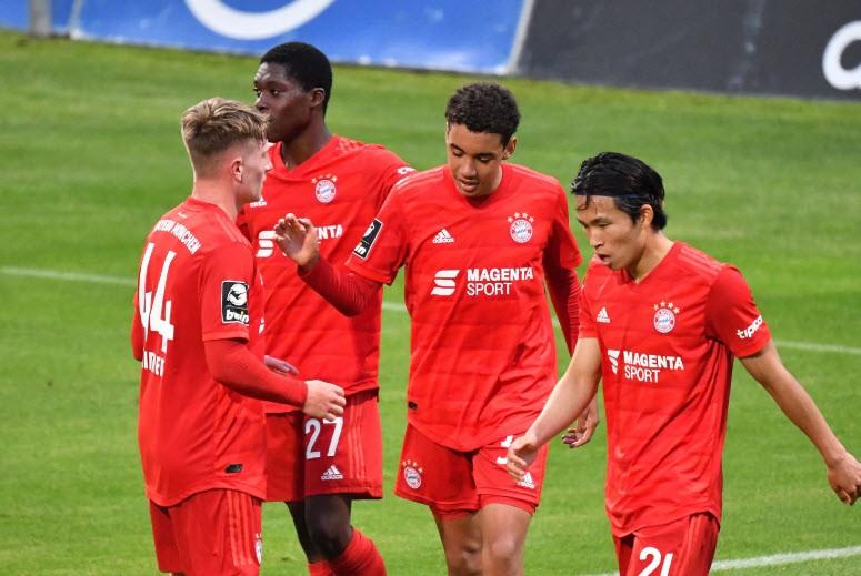Tuyển Anh và Đức giành sao trẻ vừa ghi bàn lịch sử cho Bayern - ảnh 5