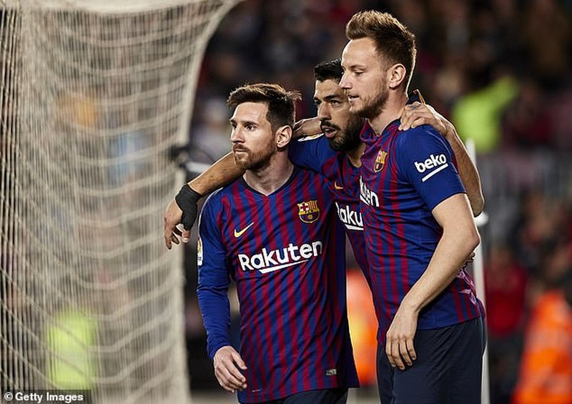 Ngôi sao vừa rời Barca: Messi chưa bao giờ là bạn thân của tôi - ảnh 1