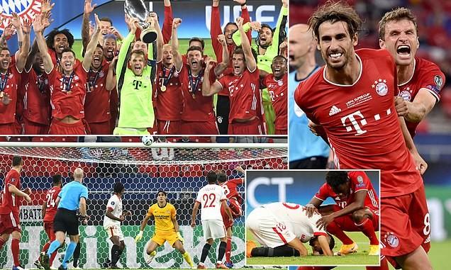 Neuer hóa siêu nhân, Bayern Munich đăng quang siêu cúp châu Âu - ảnh 9
