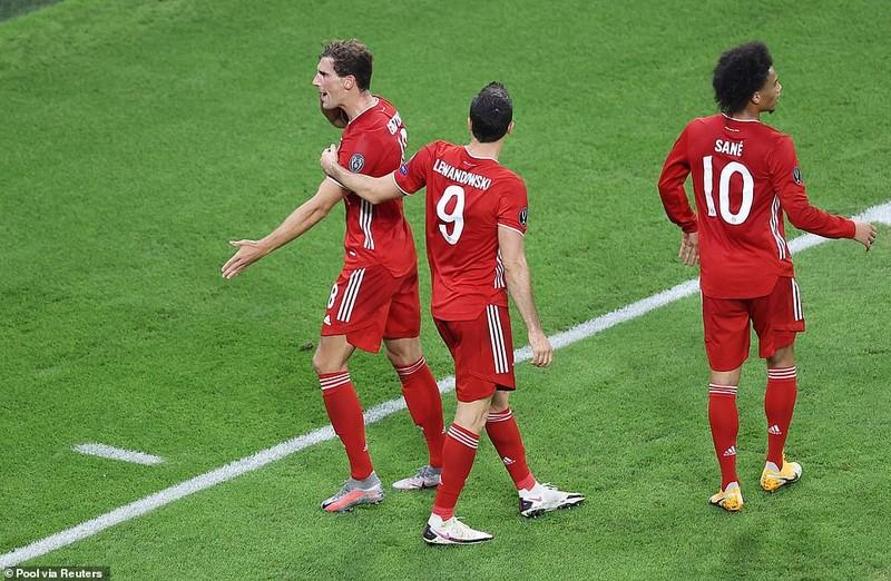 Neuer hóa siêu nhân, Bayern Munich đăng quang siêu cúp châu Âu - ảnh 6