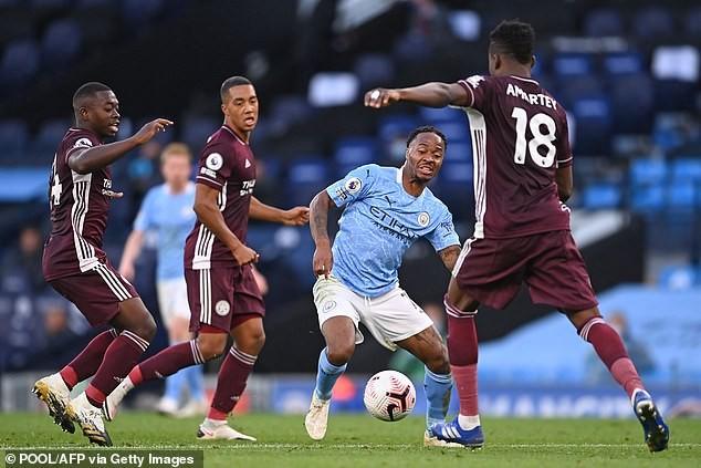 Guardiola nói Man City thua thảm Leicester City vì quá sợ hãi - ảnh 3