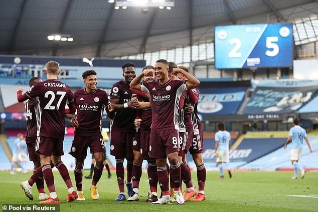 Guardiola nói Man City thua thảm Leicester City vì quá sợ hãi - ảnh 5