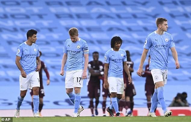 Guardiola nói Man City thua thảm Leicester City vì quá sợ hãi - ảnh 4